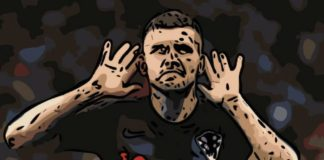 Ante Rebic World Cup Tactical Analysis