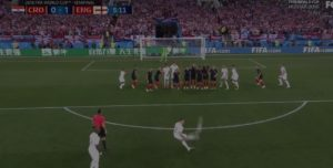 Free Kick World Cup Tactical Analysis