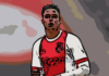 Justin Kluivert Tactical Analysis