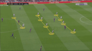 Marcelino Valencia Tactical analysis