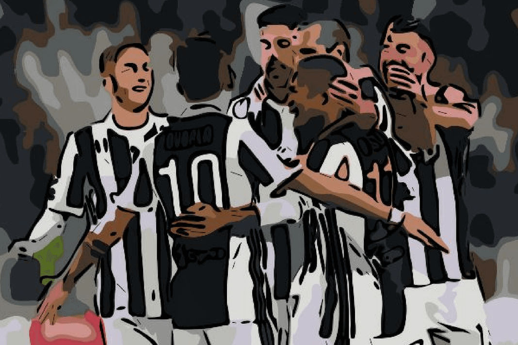Serie A Juventus Tactical Analysis