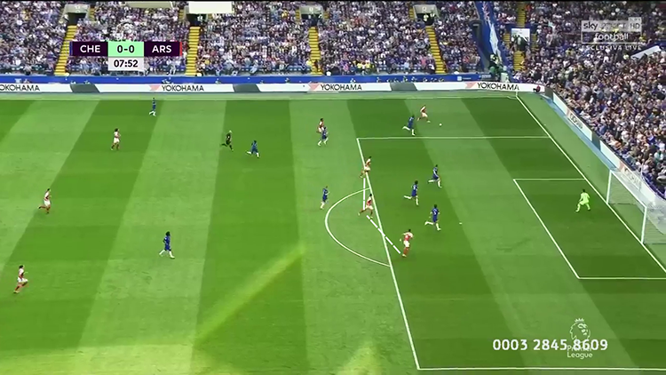 Chelsea Arsenal tactical analysis