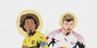 Borussia Dortmund vs RB Leipzig Tactical Analysis Statistics