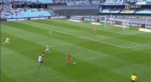 Ferran Torres Valencia CF tactical analysis