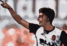 Ferran Torres Valencia Tactical Analysis
