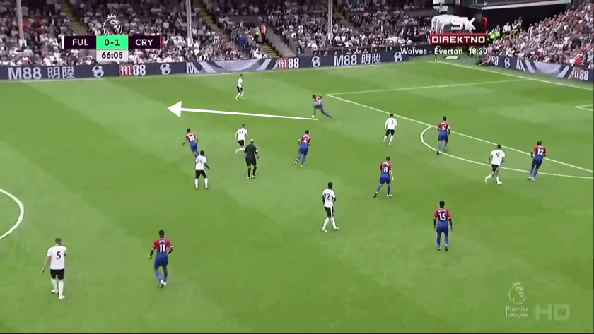 Aaron - Wan-Bissaka - Crystal - Palace - Premier - League - Performance - Analysis