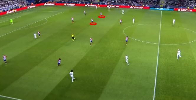 UEFA SuperCup Real Madrid Atletico Madrid Tactical Analysis
