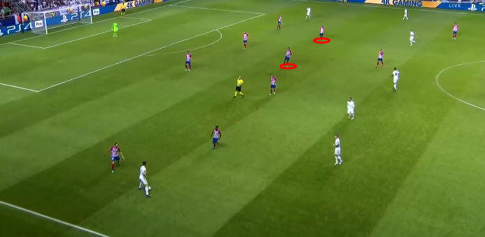 UEFA SuperCup Real Madrid Atletico Madrid Tactical Analysis