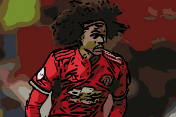 Tahith Chong Manchester United Tactical Analysis