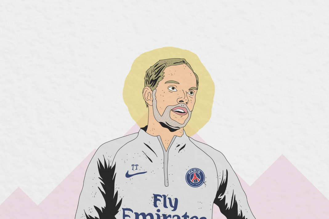 Thomas Tuchel PSG Tactical Analysis