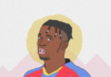 Aaron Wan-Bissaka Crystal Palace Tactical Analysis