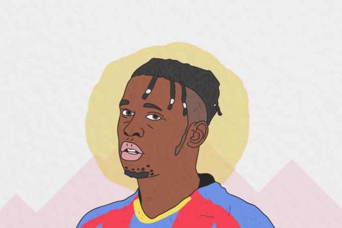 Aaron Wan-Bissaka Crystal Palace Tactical Analysis