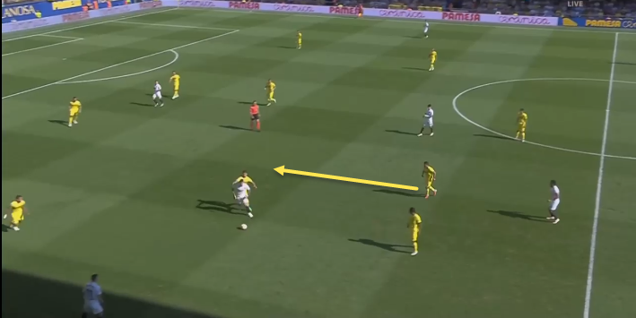 Villarreal Valencia La Liga Tactical Analysis