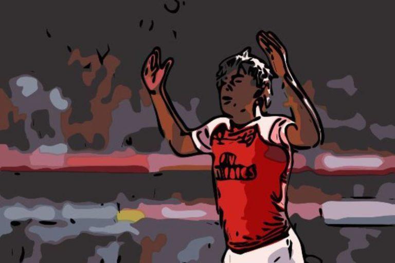 Alex Iwobi Arsenal Unai Emery Tactical Analysis