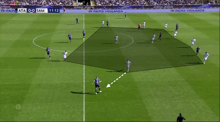 Marco Giampaolo's superb Sampdoria defence - Total Football
