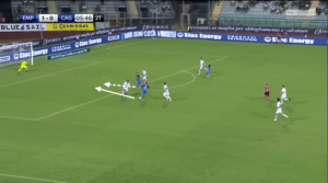 Miha Zajc Empoli Tactical Analysis