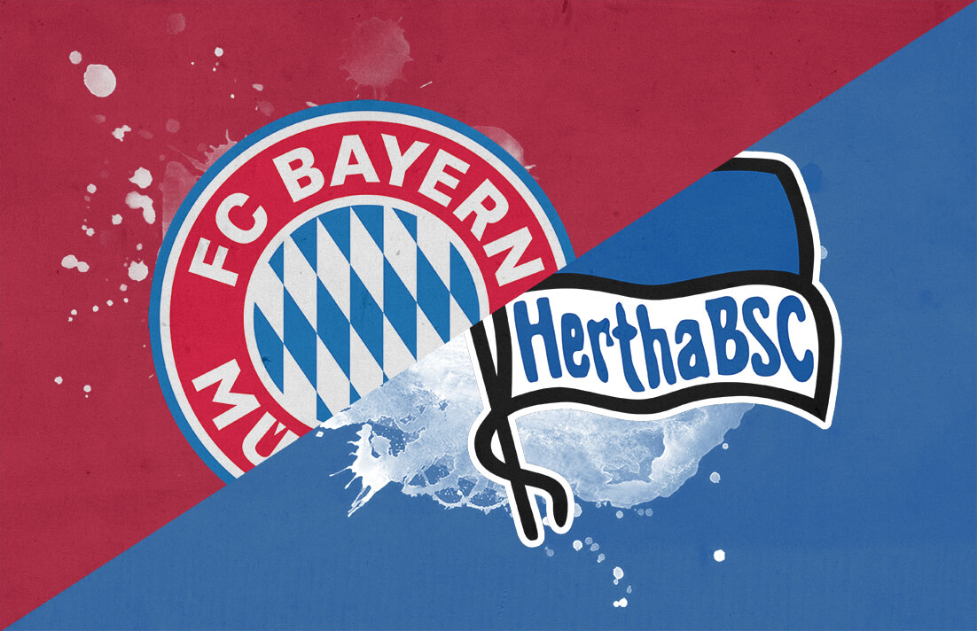 Hertha Berlin Bayern Munich Kovac Bundesliga Tactical Analysis