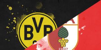 Bundesliga 2018/19: Dortmund vs Augsburg Tactical Analysis