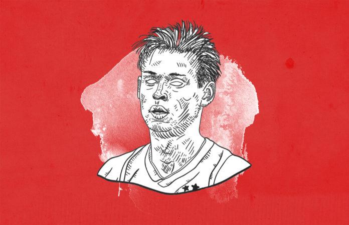 Frenkie de Jong Ajax Tactical Analysis Analysis Statistics