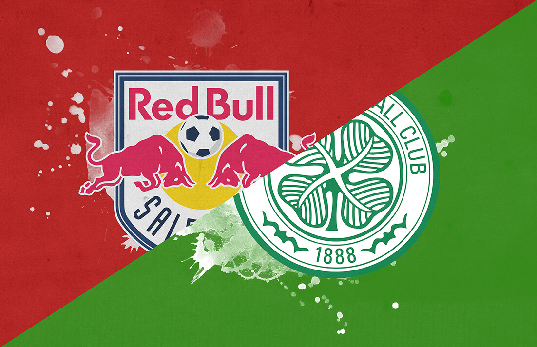 Europa League Red Bull Salzburg Celtic tactical analysis statistics