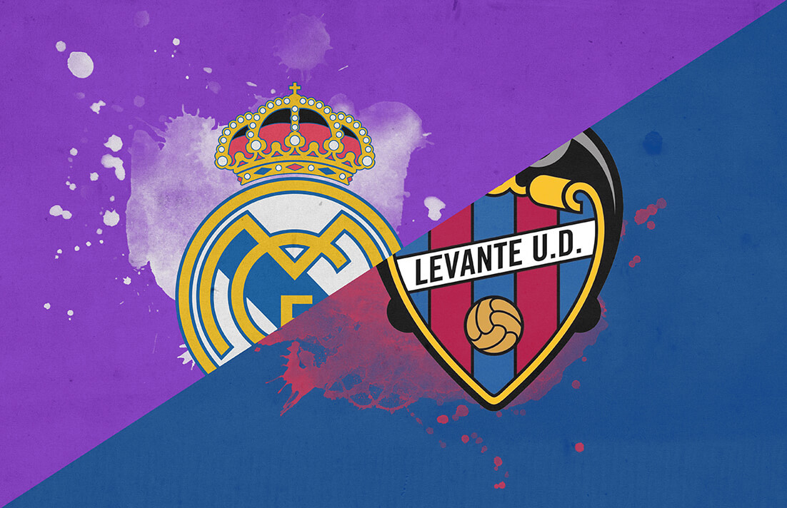 La Liga 2018/19: Real Madrid vs Levante Tactical Analysis