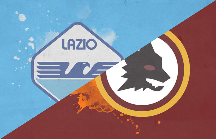 Roma Lazio Serie A Tactical Analysis Statistics