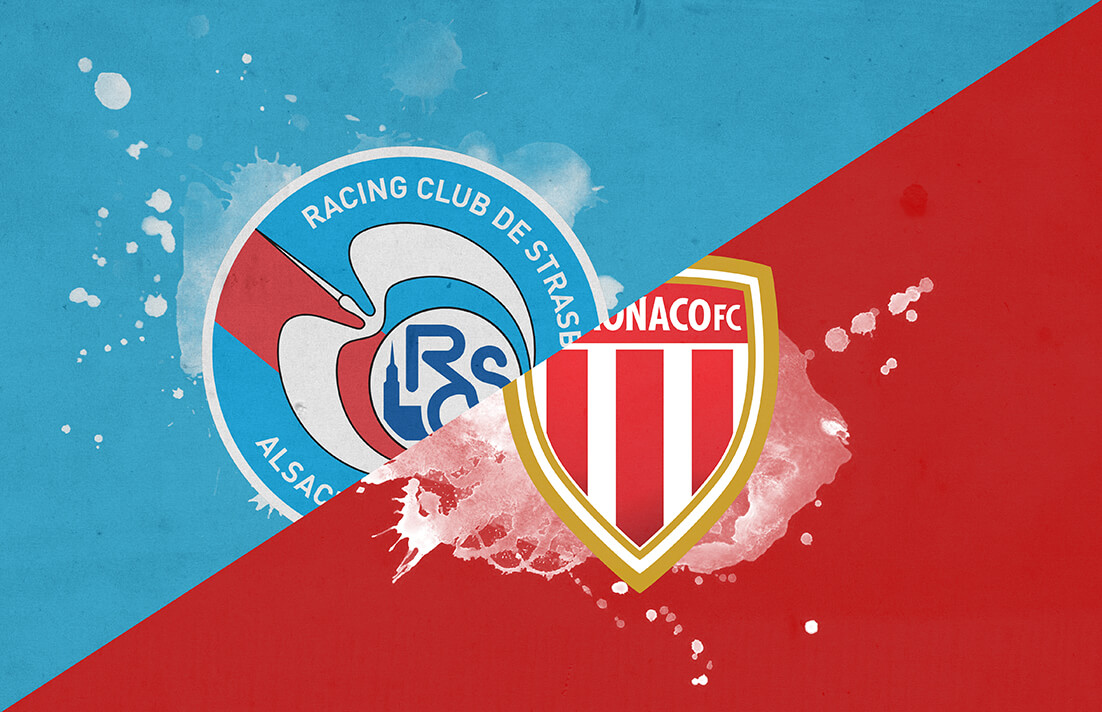 Ligue 1 2018/19: Strasbourg vs AS Monaco Tactical Analysis