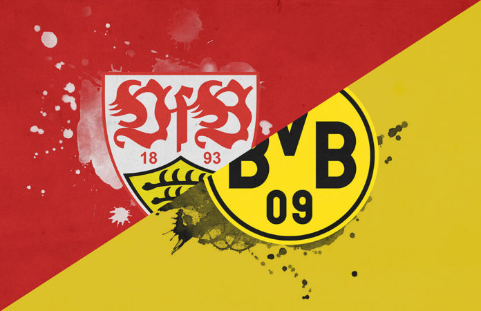 Bundesliga 2018/19: Stuttgart vs Borussia Dortmund Tactical Analysis