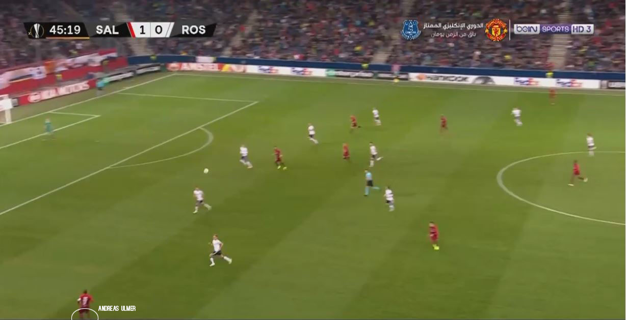 Andre Ramalho RB Salzburg Tactical Analysis Analysis