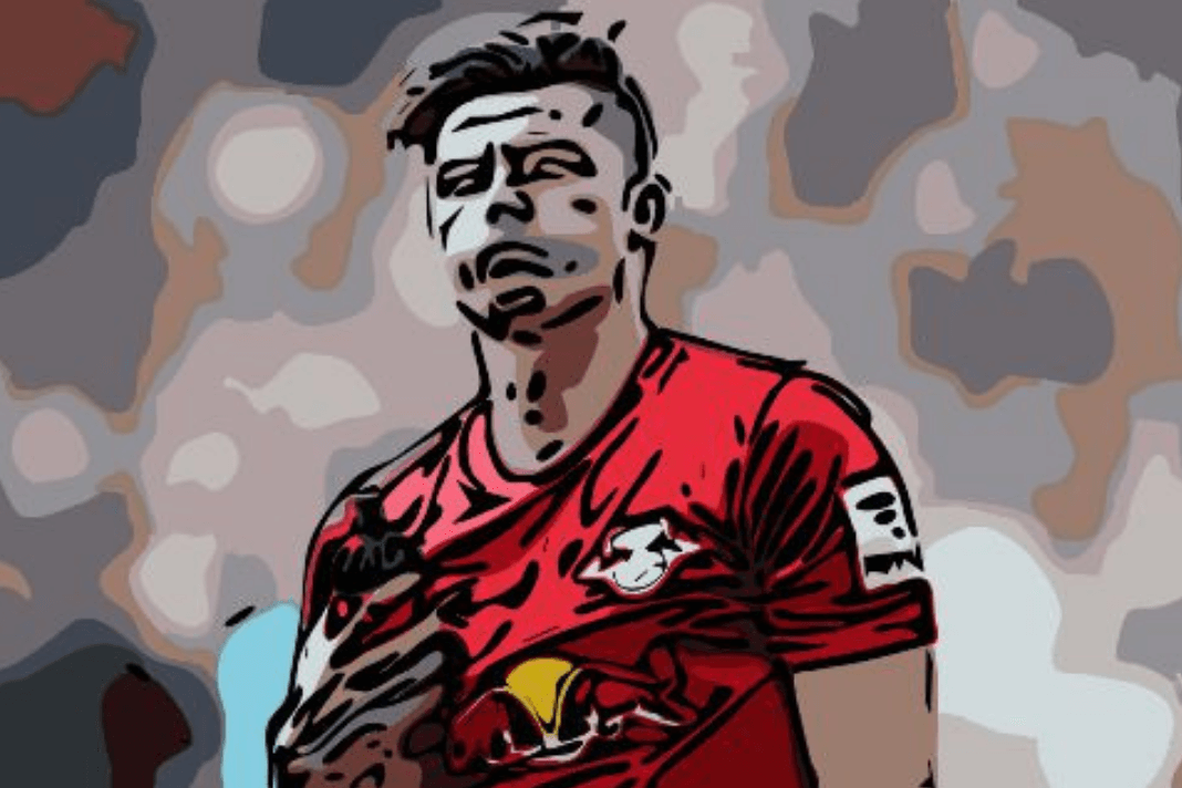 Marcel Sabitzer RB Leipzig Bundesliga Tactical Analysis