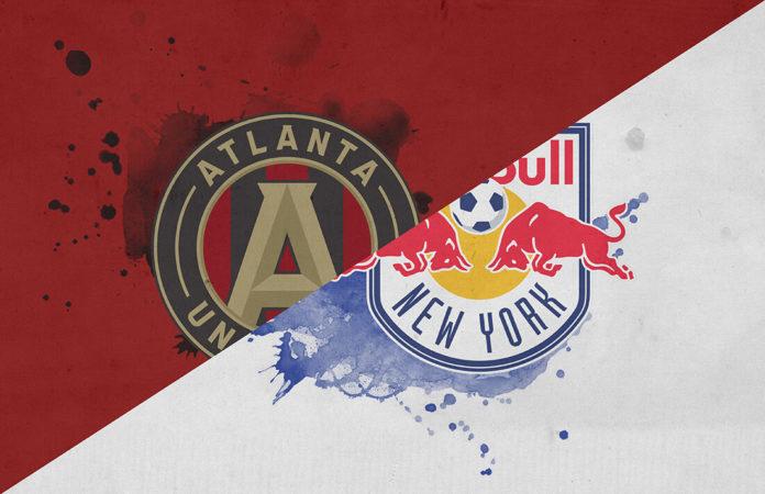 MLS 2018: Atlanta vs NY Red Bulls Tactical Analysis Statistics