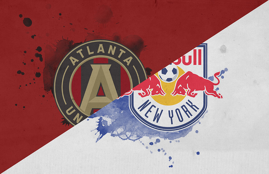 MLS 2018: Atlanta vs NY Red Bulls Tactical Analysis Statistics