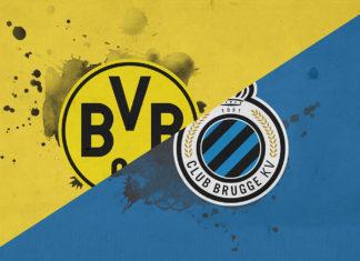 UEFA Champions League 2018/19: Borussia Dortmund vs Club Brugge Tactical Analysis Statistics