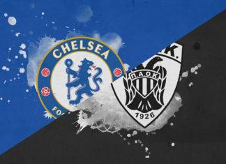 Europa League 2018/19: Chelsea vs PAOK Tactical Analysis Statistics