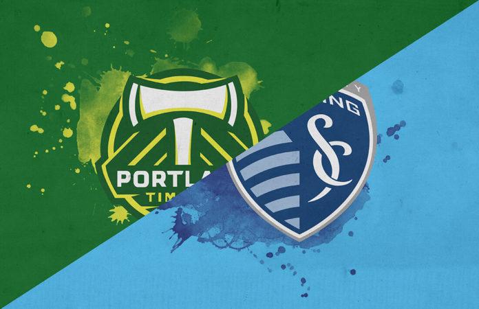 MLS 2018: Portland vs Sporting Kansas City Tactical Analysis Statistics
