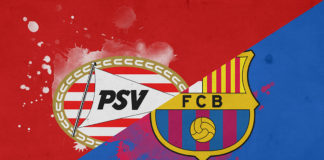 UEFA Champions League 2018/19: PSV vs Barcelona Tactical Analysis Statistics