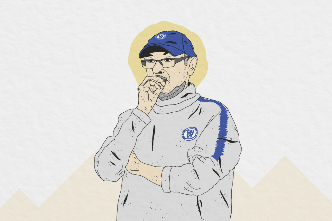 Sarri Chelsea Tactical Analysis