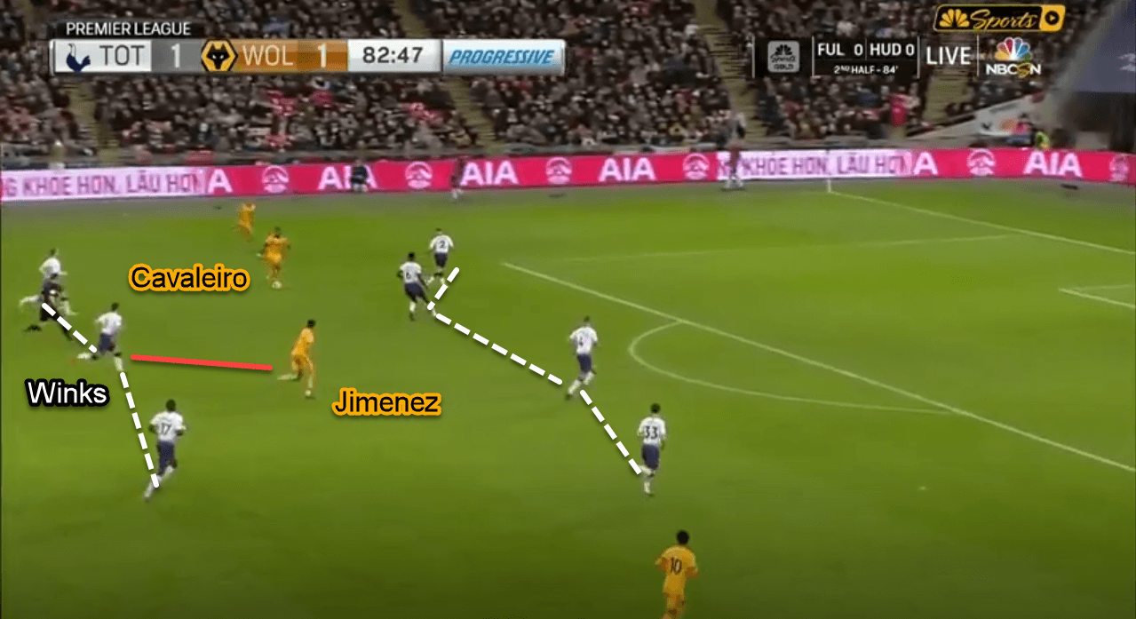 Premier League 2018/19: Tottenham vs Wolves