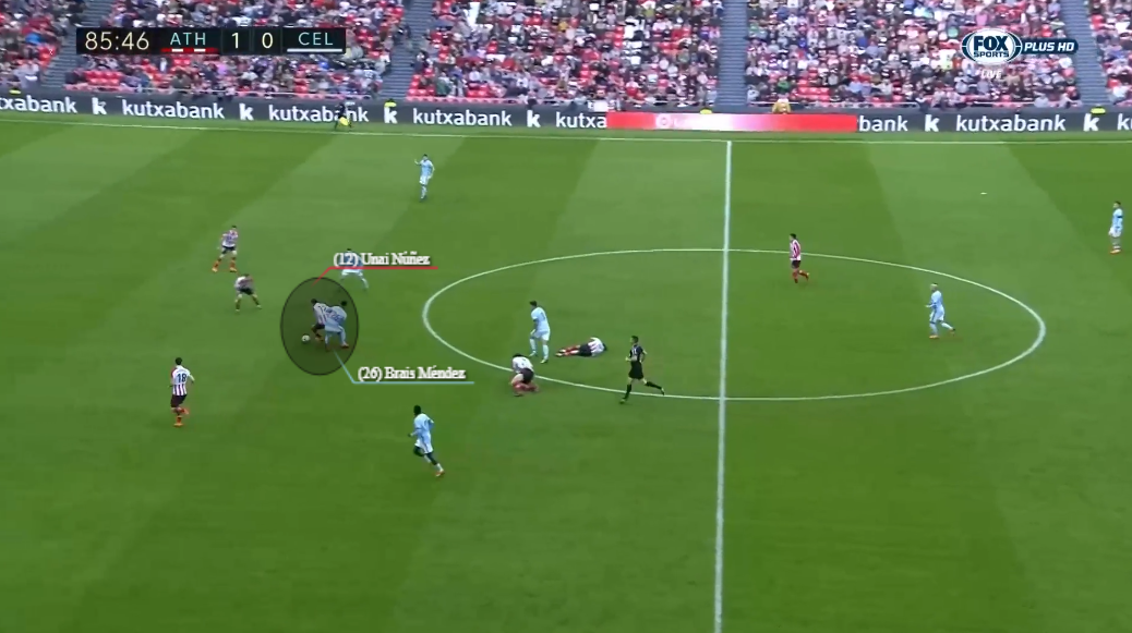 Unai-Nunez-Athletic-Bilbao-Tactical-Analysis-Analysis-Statistics
