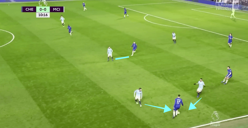 Chelsea vs Manchester City Tactical Analysis