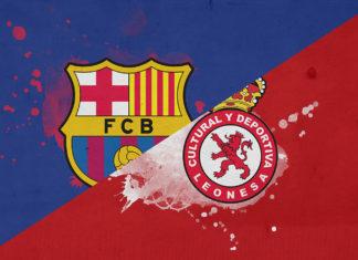 Copa del Rey 2018/19: Barcelona vs Cultural Leonesa Tactical Analysis Statistics