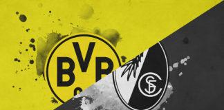 Bundesliga 2018/19: Borussia Dortmund vs Freiburg Tactical Analysis Statistics