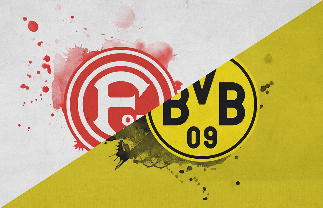 Bundesliga 2018/19: Dusseldorf vs Borussia Dortmund Tactical Analysis Statistics