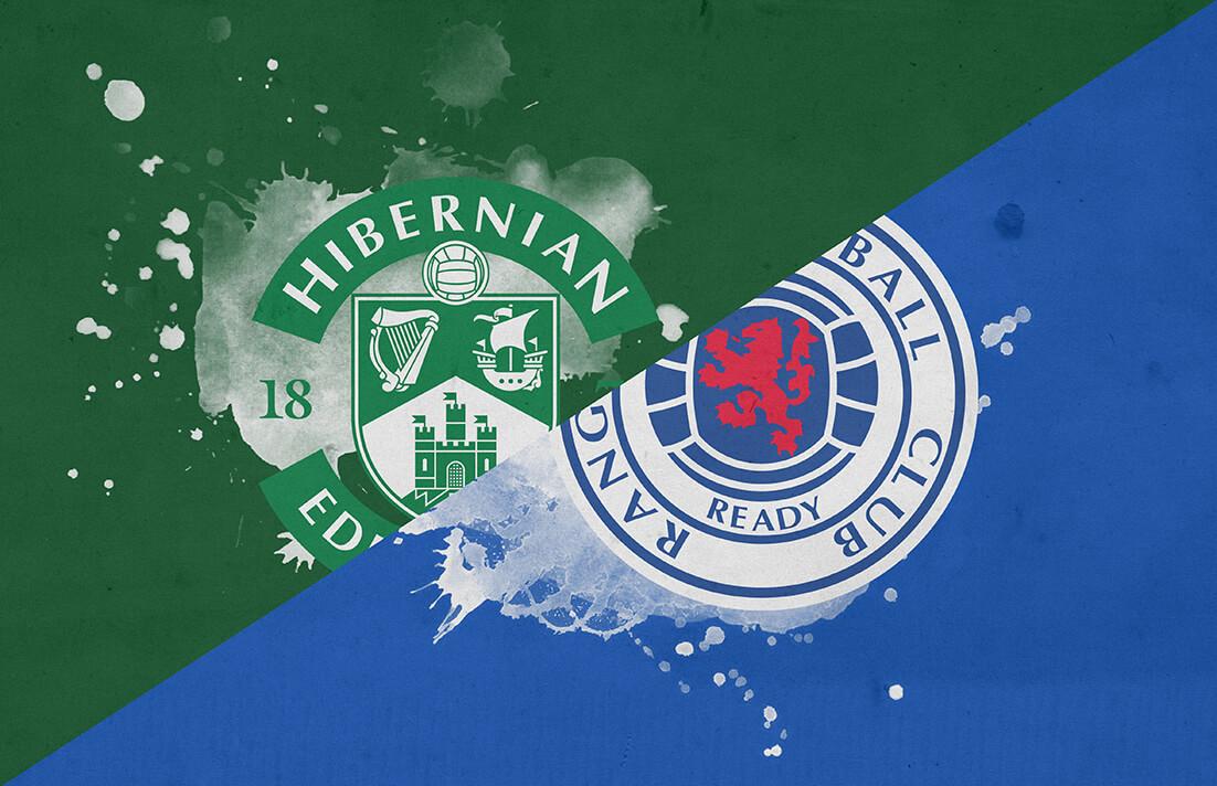 Scottish Premiership 2018/19: Hibernian vs Rangers Tactical Analysis Statistics
