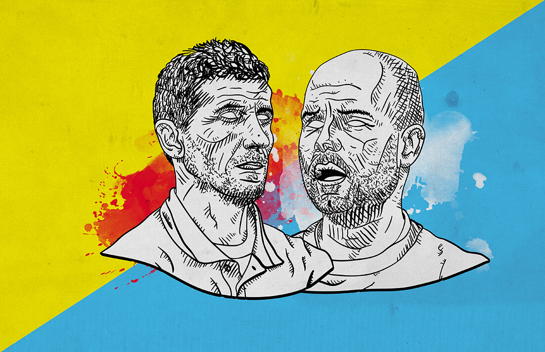 Premier League 2018/19: Watford vs Man City Tactical Analysis Statistics