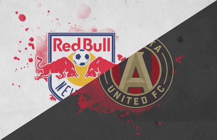 MLS 2018: Red Bull New York vs Atlanta United Tactical Analysis Statistics