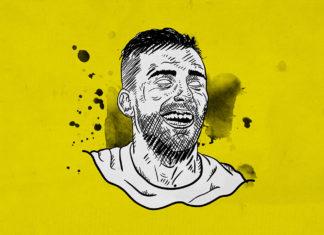 Paco Alcacer Borussia Dortmund Tactical Analysis Statistics