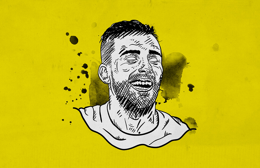 Paco Alcacer Borussia Dortmund Tactical Analysis Statistics