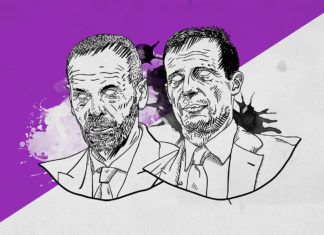 Serie A 2018/19: Fiorentina vs Juventus Tactical Analysis Statistics