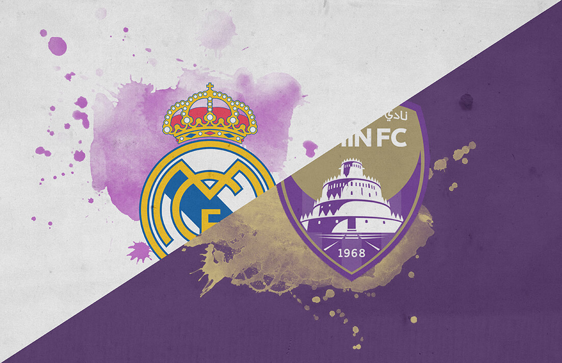 FIFA World Club Cup 2018: Real Madrid vs Al Ain Tactical Analysis Statistics